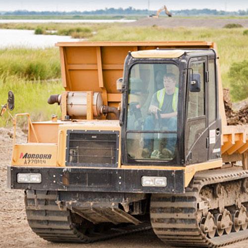 Levee<br /> Construction
